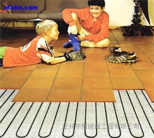 低温电热电缆采暖系统